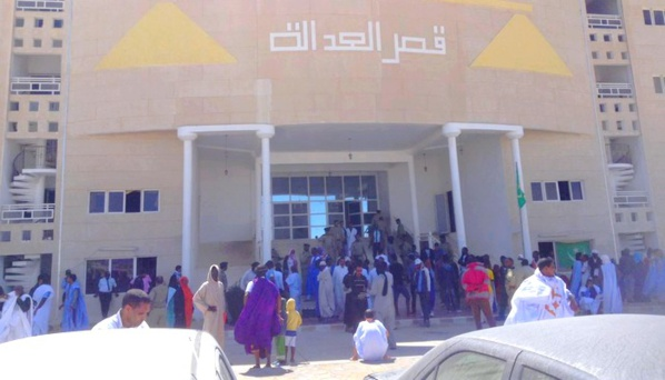 Les orpailleurs détenus à Zouerate mis en liberté provisoire