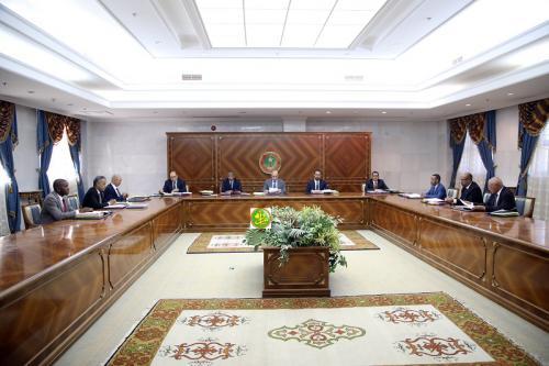 Réunion à Nouakchott du conseil supérieur de la magistrature