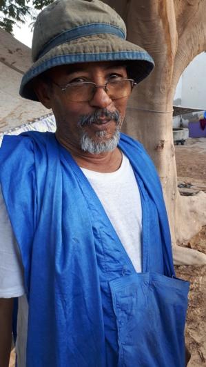 Bamba Samory Soueidat, l'amoureux protecteur des tortues terrestres