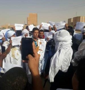 Nouakchott/Riyad : sit-in des parents et voisins de la défunte Mariem Mint Abderrahmane