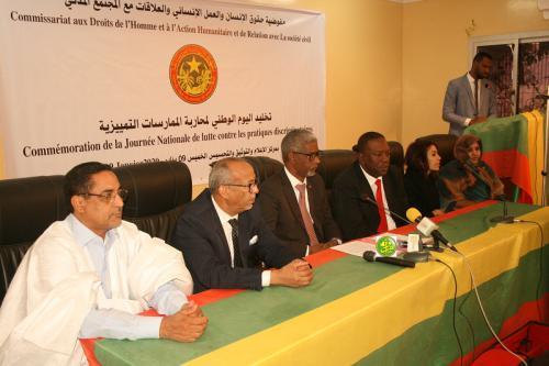 Notre pays commémore la journée nationale de lutte contre les pratiques discriminatoires