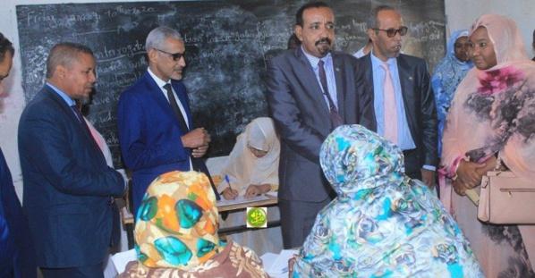 Mauritanie : plus de 2000 candidats pour le recrutement de prestataires de service pour l'enseignement