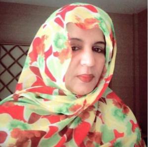 Mariem Mint Aoufa Directrice du département Amérique-Asie-Pacifique au ministère des affaires étrangères mauritanien