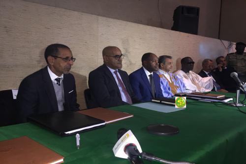 Organisation à Noudhibou de journées de concertation sur la stratégie du secteur des pêches