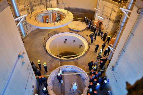 Nucléaire iranien: les Européens déclenchent une procédure contre Téhéran