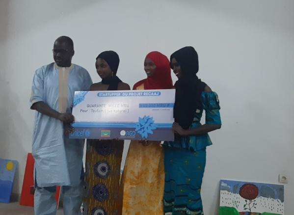 Sebkha : Cérémonie de remise de prix aux jeunes porteurs de projets