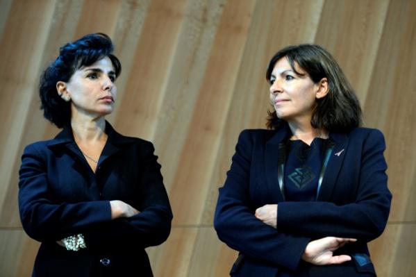 """Municipales à Paris: Hidalgo loin devant, Dati (2e) décroche les """"marcheurs"""""""