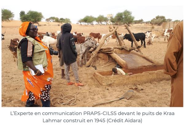 Projet régional d'appui au pastoralisme au Sahel (PRAPS), une bouffée d'oxygène pour le monde rural en Mauritanie