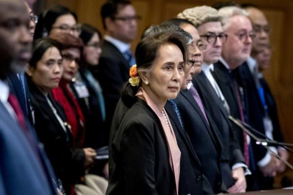 """""""Génocide"""" rohingya en Birmanie: première décision de la justice internationale"""