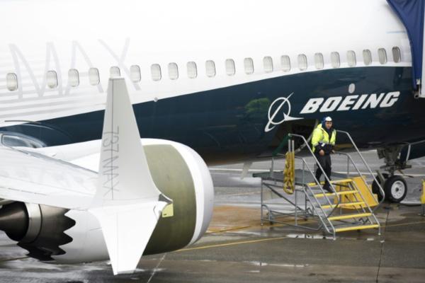 Boeing affiche sa confiance dans le MAX et espère reprendre la production avant juin