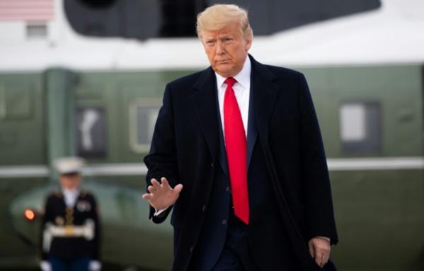 """Trump doit être destitué car """"le bien et la vérité comptent"""", affirme l'accusation"""