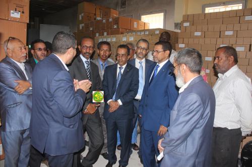 Un stock de médicaments suffisant pour les besoins du Pays face à la spéculation du privé est disponible à la CAMEC (ministre de la santé)