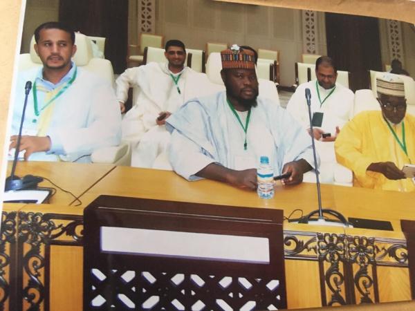 """Le Président de la défense de l'union maghrébine apporte son soutien au pacte de Nouakchott """"Communiqué"""""""
