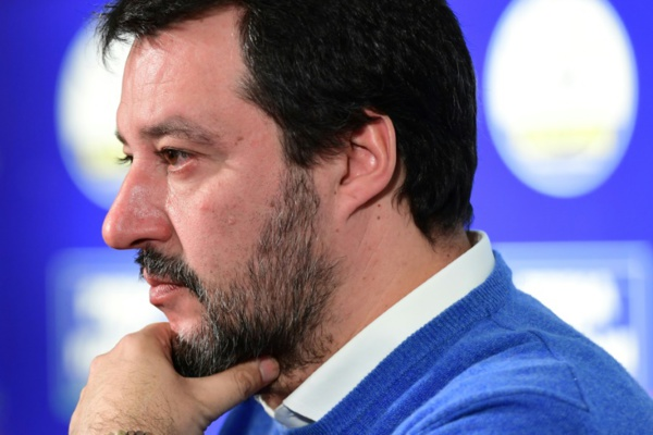 Salvini rate son pari, le gouvernement reste en place mais fragile