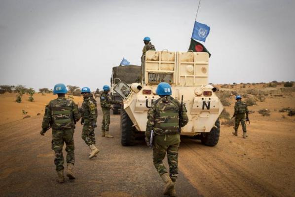 L'ONU déploie des casques bleus pour aider les troupes maliennes après une attaque meurtrière