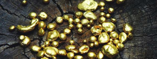 Tirer profit de l'or en attendant le gaz