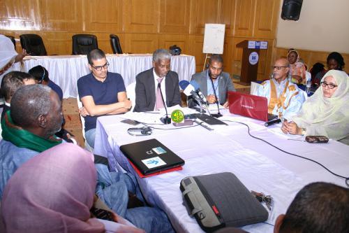 Clôture des journées de concertation sur la dynamisation du rôle de la société civile pour le renforcement de la cohésion sociale