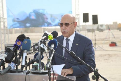 La 1ère composante de la série de programmes 'Al Amane El Ijtima-i' va améliorer les conditions des populations Déclare le Président de la République