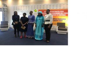 La ministre des affaires sociales expose au Gabon l'expérience mauritanienne en matière leadership féminin