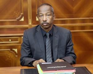 DR HAIMOUD RAMDAN, ministre de la justice de Ghazaouni