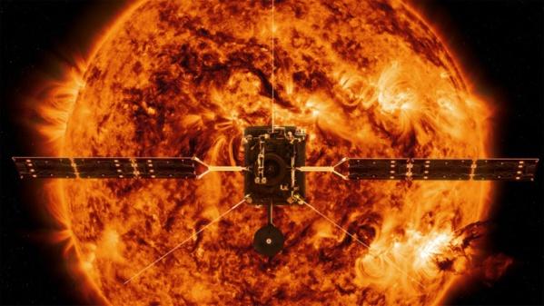 Solar Orbiter: voyage aux sources des turbulences du Soleil