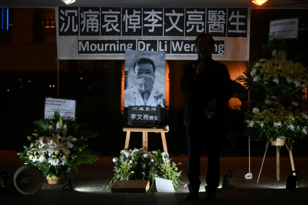 Coronavirus: plus de 720 morts, un premier mort non Chinois