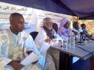 L'UFP vit une crise politique profonde, selon la députée, KMD