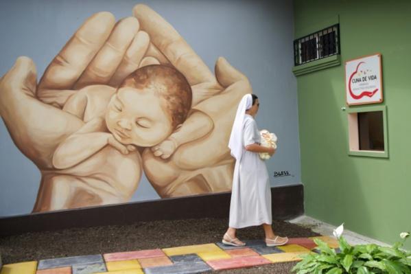 Le drame en plusieurs actes des mères adolescentes en Equateur