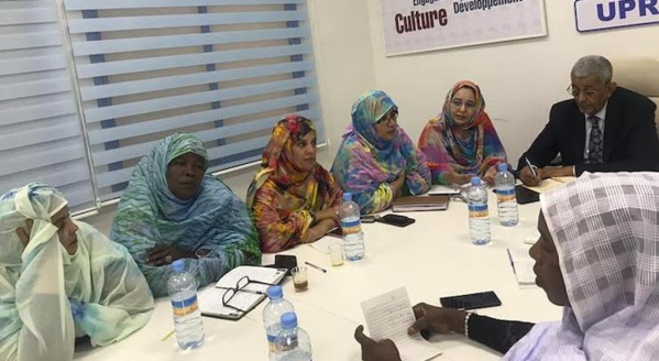 Mauritanie : tempête au sein de la commission nationale des femmes du parti au pouvoir