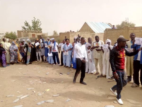 Mauritanie : encore un cas d'esclavage traditionnel sur mineur ( audio )