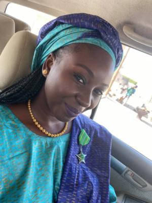 Mauritanie: Aissata Lam, chevalier de l'ordre national du mérite