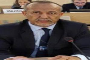 Le Président du MNP regagne Nouakchott en provenance de Genève