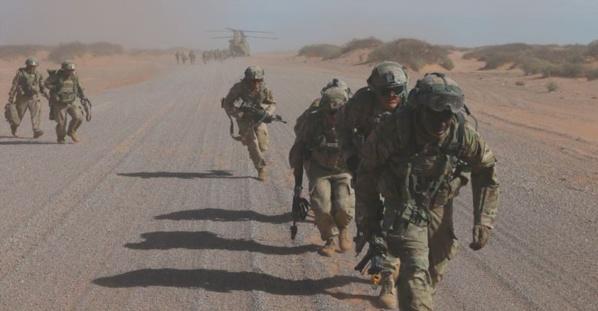 Mauritanie : manœuvres militaires internationales sous commandement américain