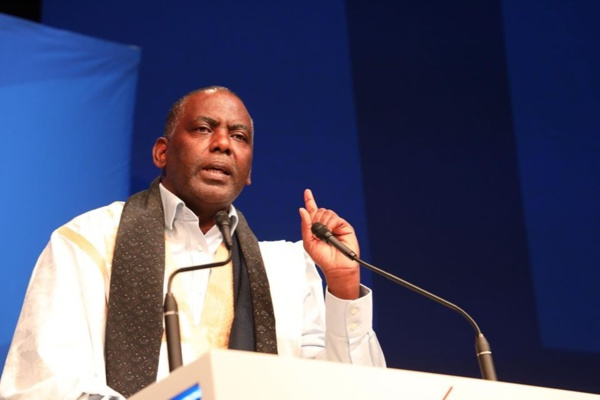 Après son «Prix Courage 2020 », Birame Dah Abeid de nouveau sur la sellette
