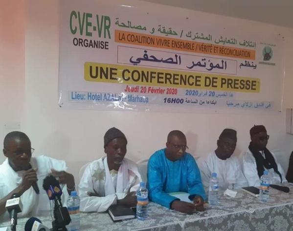 La CVE réitère la demande d'officialisation des langues négro-africaines