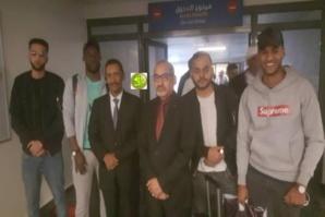 Retour à Nouakchott de quatre étudiants mauritaniens de Chine
