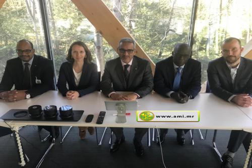 Genève : Le commissaire aux droits de l'homme s'entretient avec une délégation de l'organisation mondiale de la prévention de la torture