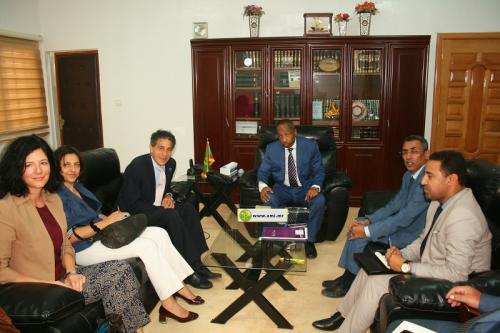 Une mission de l'Office de l'ONU contre la drogue et le crime à Nouakchott
