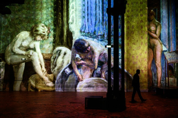 Expositions immersives: art, initiation à l'art ou simple spectacle?