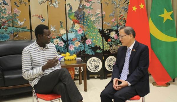 Covid-19 : Les mesures prises par la Mauritanie sont efficaces (Ambassadeur de Chine)
