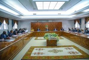 Au conseil des Ministres: Création du Fonds de Solidarité Sociale et de Lutte contre le coronavirus'