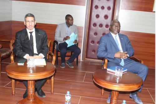 Les ministres de l'Enseignement supérieur et des Finances commentent les travaux du Conseil des ministres