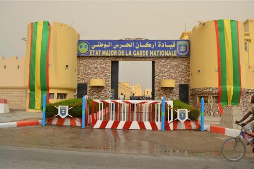 La Garde nationale contribue à la sécurisation des frontières et à l'application de mesures de prévention à l'intérieur du pays