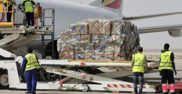 Mauritanie : arrivée à Nouakchott d'une première aide médicale chinoise