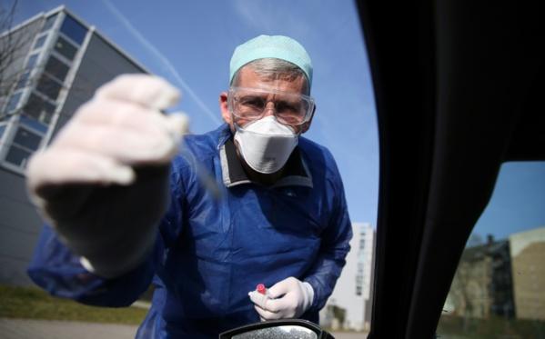 Coronavirus: l'Allemagne choisit la stratégie sud-coréenne
