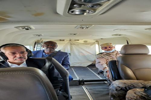 Le ministre de l'intérieur mauritanien : « Nouakchott et Kaédi sont deux foyers du virus »