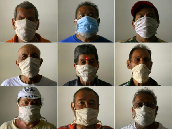 Coronavirus: volte-face sur les masques