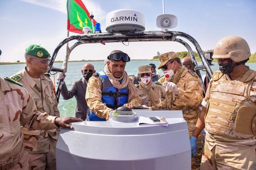 Les fusiliers marins, sur les premières lignes du front pour faire face au coronavirus