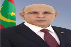 Le Président de la République rend hommage au corps médical
