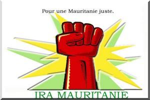 Communiqué de la commission femmes d'IRA France-Mauritanie